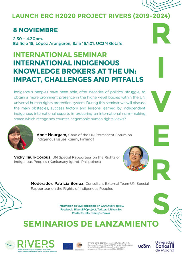 International Indigenous Knowledge Brokers at the UN: Impact, Challenges and Pitfalls