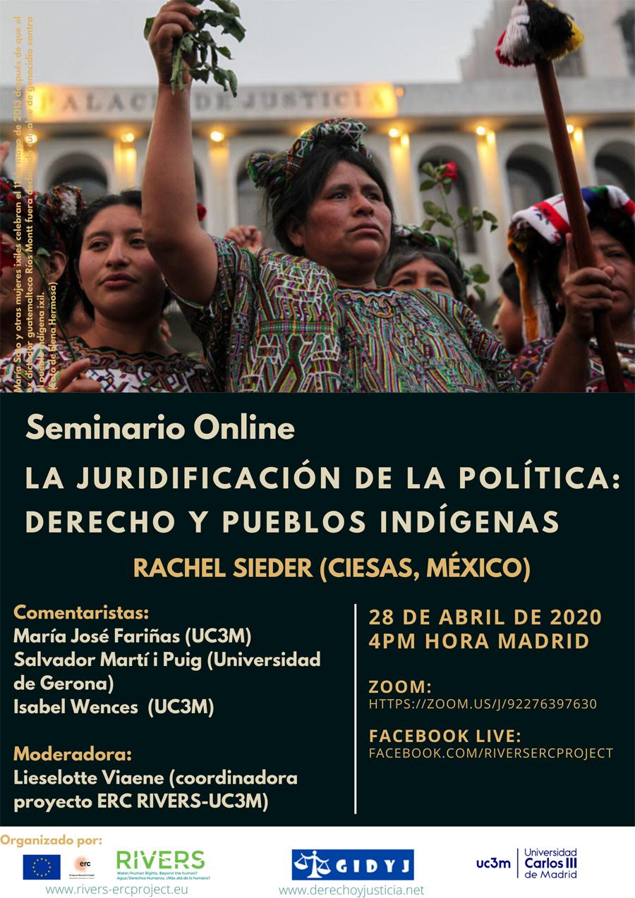 la juridificación de la política: derecho y los pueblos indígenas