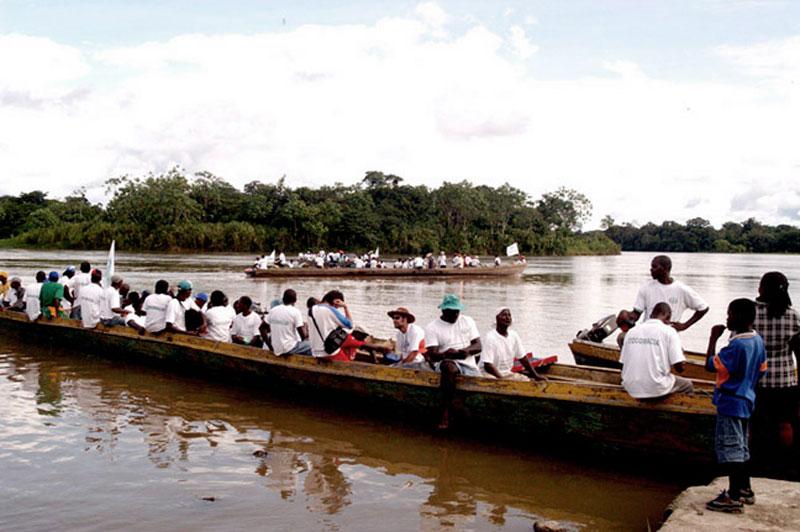 Community river mobilisation