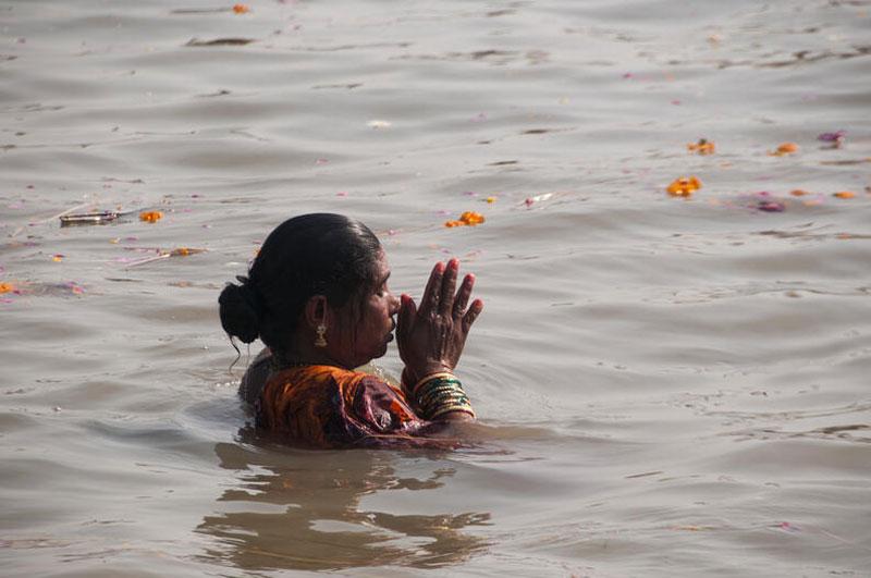 Yamuna-India river