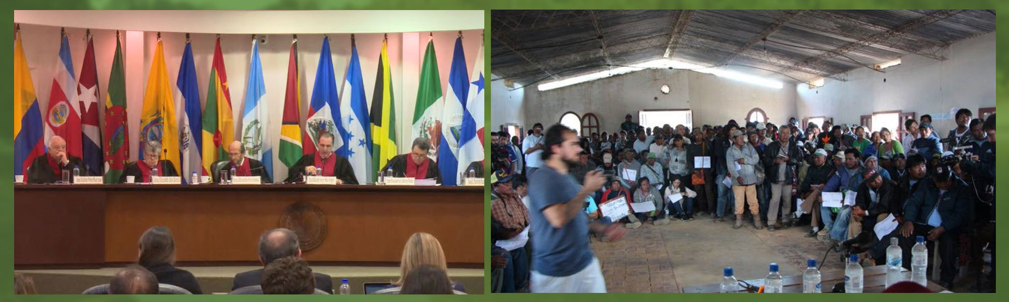 The protection of lands and territories of indigenous peoples through human rights: the controversy raised in the case of Lhaka Honhat (nuestra tierra) v. Argentina